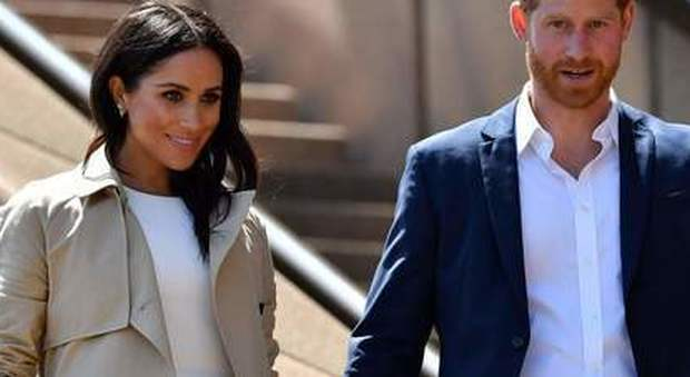 Meghan Markle ha partorito! Il primogenito di Harry è un maschietto