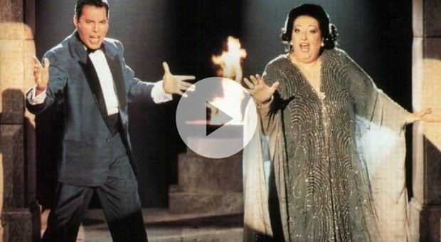Barcelona, il duetto (virtuale) di Caballé e Mercury alle Olimpiadi che unì un popolo intero