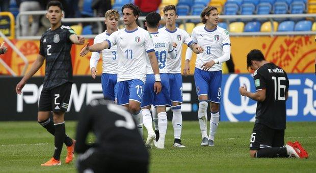 Mondiali Under 20, Ecuador-Italia 0-1