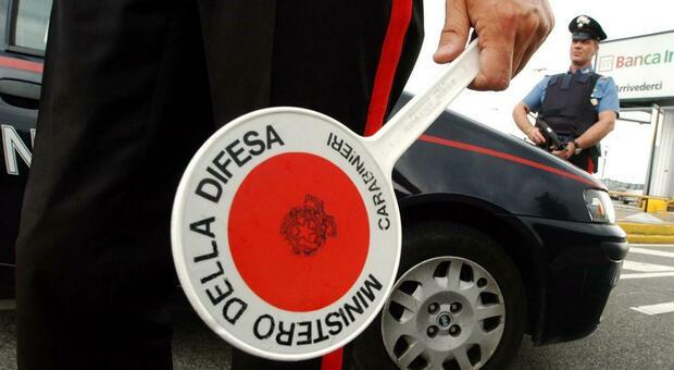 Pescara, biberon e parmigiano rubati: presi i ladri con tremila euro di refurtiva