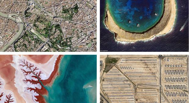 Google Earth, rivoluzione Timelapse: la Terra e i suoi cambiamenti dal 1984. Vedi Roma, Milano e Venezia