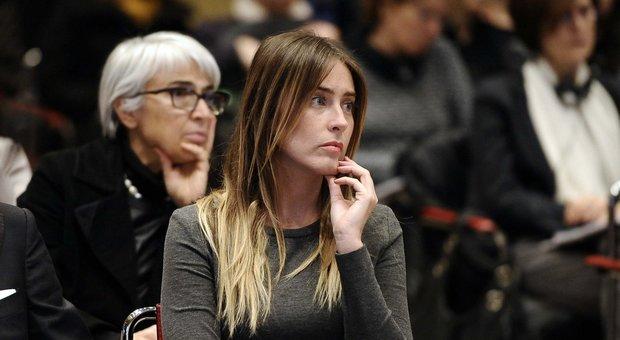 Governo, Maria Elena Boschi: «Non cerchiamo poltrone. Le querele ai grillini? Restano»