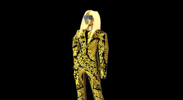 Versace a Complexland, Donatella diventa un avatar: e arrivano le sneaker in edizione limitata