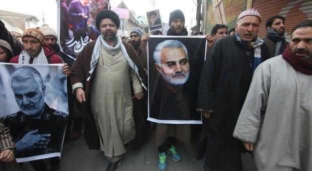 Soleimani, Cia e Mossad dietro il blitz. «Sarà facile, si sente sicuro»
