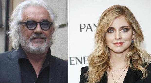Flavio Briatore contro Chiara Ferragni: «Deficiente chi spende 600 euro per vederla»