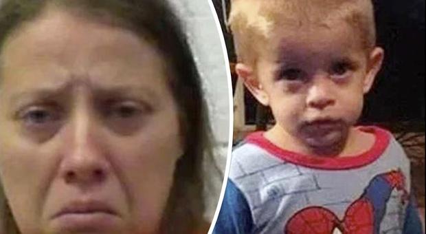 Usa, bimbo di 2 anni non trattiene la pipì, il patrigno lo uccide davanti alla mamma: «E' un ritardato»