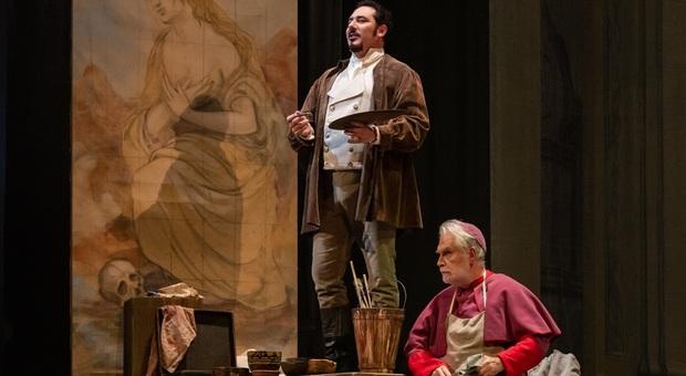 La Tosca sul sito del Teatro dell'Opera il 21 marzo