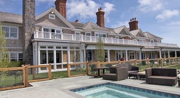 new york in affitto a un milione di dollari al mese villa