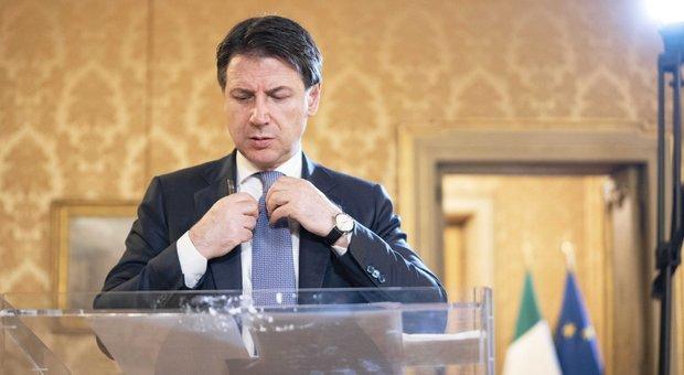 Conte pensa a un partito per blindarsi dalle manovre di Di Maio e Pd