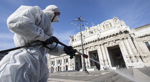 Virus, Lombardia: «Vicini al collasso»