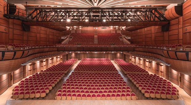 Auditorium di Milano, l'Istituto per il Credito Sportivo finanzia la riqualificazione