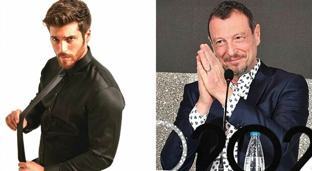 Sanremo 2021: Can Yaman sarà ospite sul palco dell'Ariston