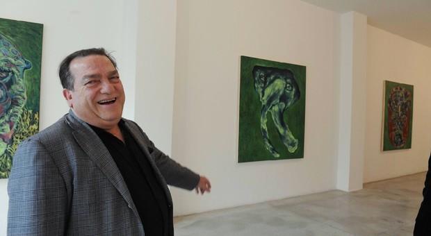 Pescara, mondo dell'arte in lutto: morto il gallerista Cesare Manzo