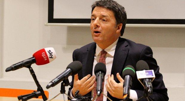Open, a Renzi un prestito da 700 mila euro: la card della fondazione in uso a Lotti