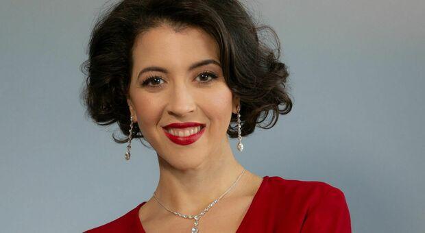 Il soprano americano Lisette Oropesa