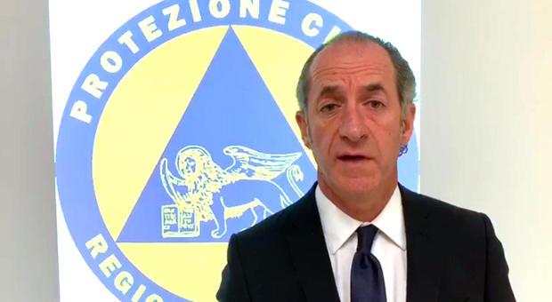 Luca Zaia: «C'è un piano per l'eventuale ritorno del virus». Veneto, solo 19 positivi in più