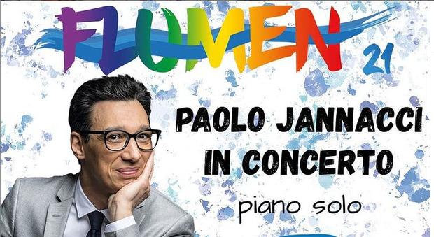 Fiumicino, al via la terza edizione di Flumen Festival dedicato all'ecologia e alla non violenza: il 4 Paolo Jannacci in concerto