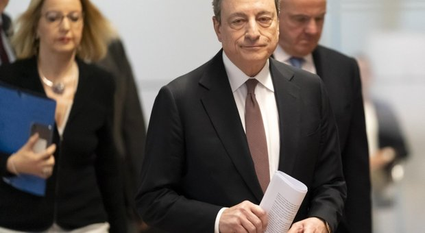 Draghi: minibot sono valuta alternativa illegale o debito