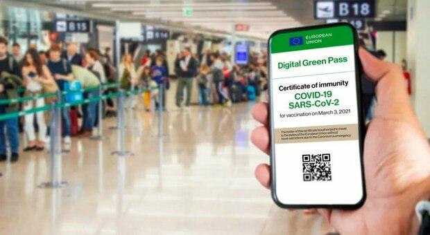 Pass sanitario Covid-free per viaggiare