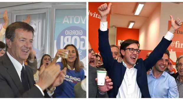 Comunali: M5S al ballottaggio a Campobasso, il Pd vince in 6 città