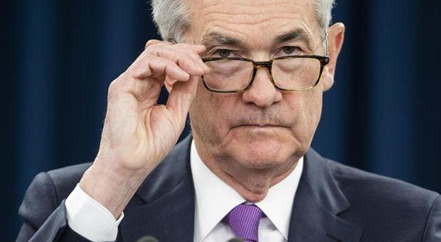 """La Fed continua a tagliare i tassi. Powell: """"daremo supporto all'economia"""""""