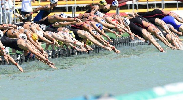 Nuoto, Gabbrielleschi sesta nella 5 km. Oro all'americana Twichell