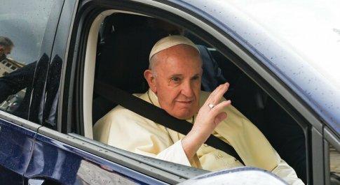 Papa Francesco ad Assisi