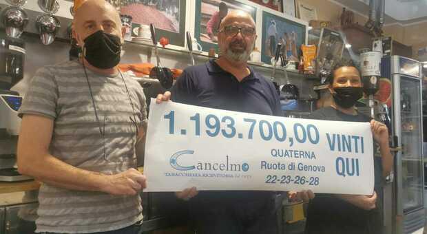 Lotto, vincita record in Abruzzo: quaterna da 1,3 milioni di euro ad Atessa