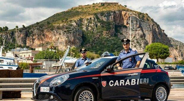 I Carabinieri scelgono un'immagine di Terracina per augurare una buona  giornata sui loro social