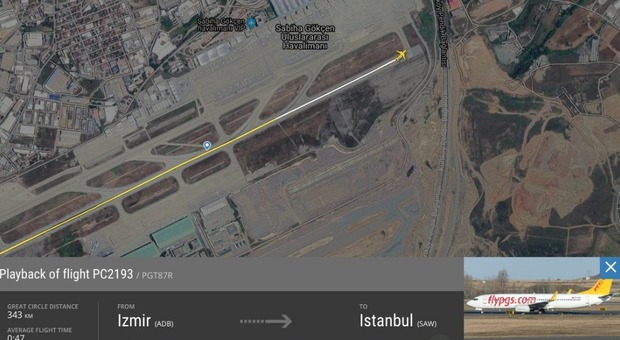 Incidenti aerei: in meno di due anni tre schianti identici per la Pegasus Airlines