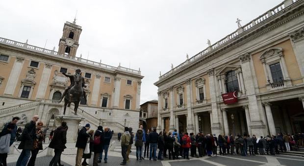Roma scoppia la grana debito e si apre il caso in parlamento for Roma parlamento