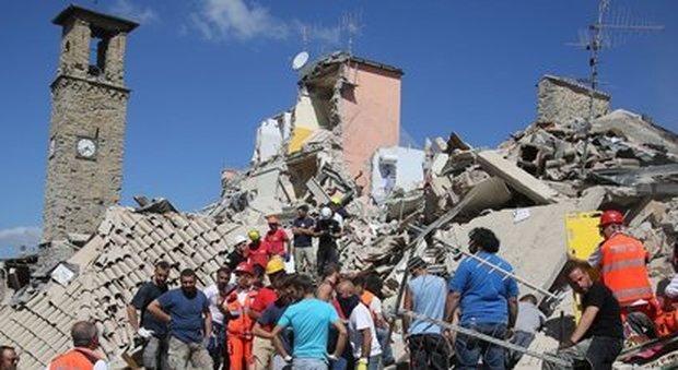 Casa Italia, il piano per la ricostruzione: «I soldi ci sono vanno spesi bene» `