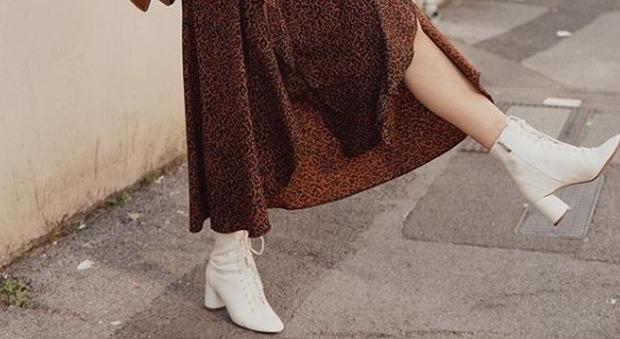 Stivali, i tronchetti con lacci tendenza dell'autunno: ecco come indossarli (proprio come Kate Middleton)