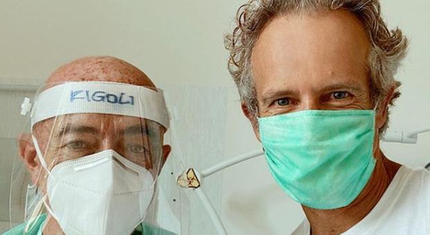 Covid, tampone negativo per Alessandro Benetton: aveva partecipato a una festa con un positivo