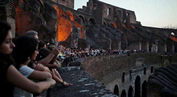 Roma, il furore di Medea conquista il Colosseo: dopo 15 anni torna teatro classico