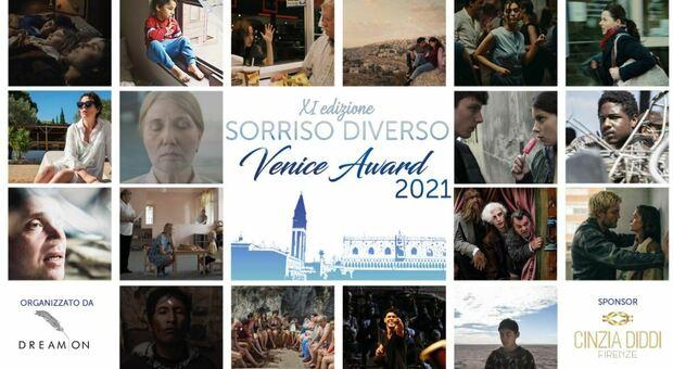 Festival del cinema, annunciate le nomination per il Sorriso Diverso Venezia Award