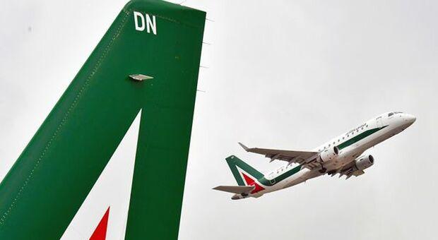 La nuova compagnia ITA (ex Alitalia) sarà operativa a ottobre