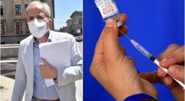 Variante Delta, Crisanti: «Il vaccino non basta. Così l'immunità di gregge non si raggiunge»