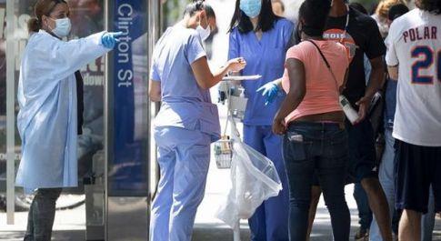 Coronavirus, mille morti in 24 ore negli USA