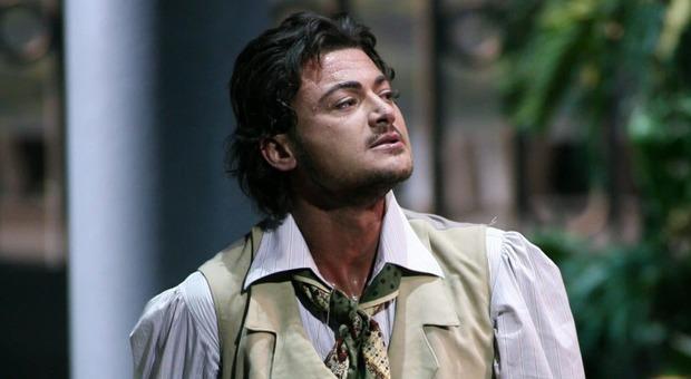 Vittorio Grigolo, tenore, 42 anni