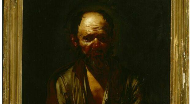 Il Ritratto di Mendicante di Ribera alla Galleria Borghese