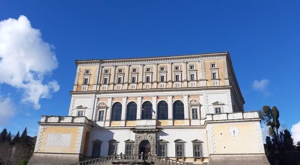 Palazzo Farnese a Caprarola