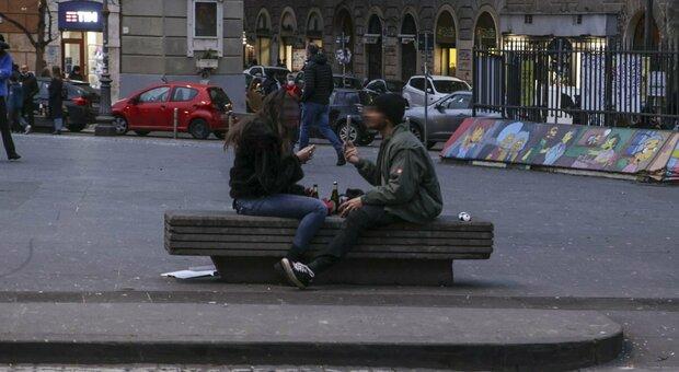 Feste private nei B&B da Prati a Trastevere: 26 ragazzi multati
