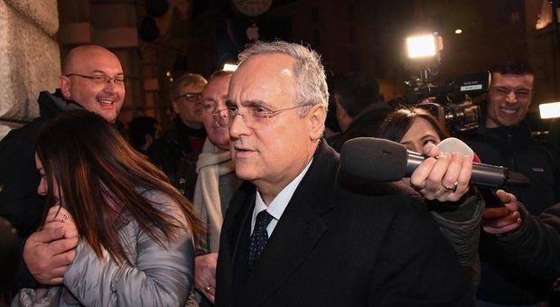 Roma, multe cancellate ad amici e parenti: 193 indagati tra cui Lotito, sequestro da oltre 1 milione