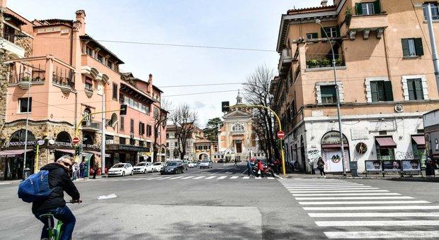 Piazza Sempione dove il 19 e 20 ottobre si svolgerà la manifestazione Ospedale in piazza