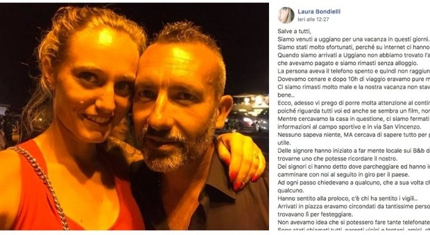 Turisti vittime di un B&B fantasma, paese pugliese li adotta: saranno cittadini onorari