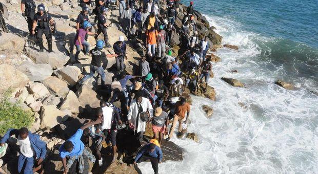 Da Ventimiglia a Cap Martin in pedalò, i migranti beffano la Gendarmeria  Mappa