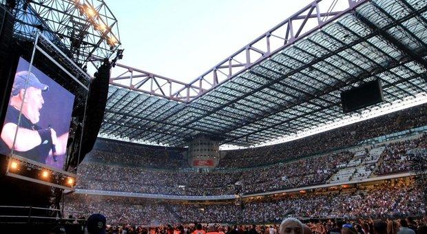 Tra i concerti cancellati anche tutta la programmazione di Vasco Rossi