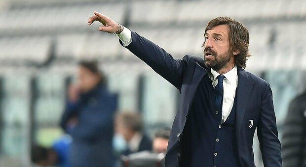 Pirlo: «Niente Porto, penso solo alla Lazio. De Ligt e Bonucci in dubbio»