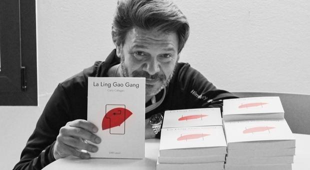 """Carlo Callegari torna con """"La Ling Gao Gang"""" e inaugura la prima collana di noir digitali"""